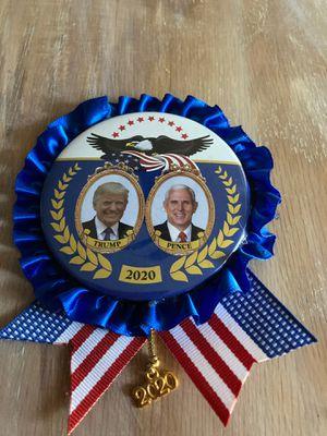 Trump pence 2020 button for Sale in Phoenix, AZ