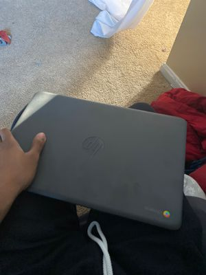 HP laptop with travel case for Sale in Washington, DC