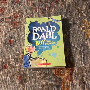 Ronald dahl (boy tales of childhood) for Sale in Troutdale, OR