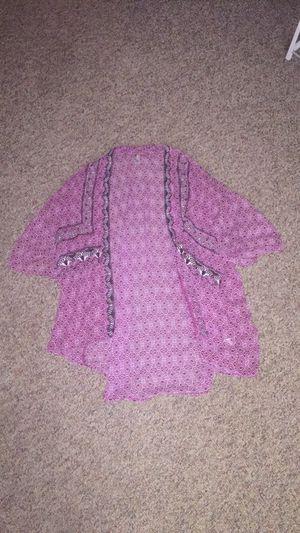 Purple kimono for Sale in Marengo, OH