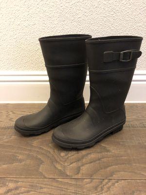 Kamik Kids Boys Rubber Rain Boots Sz 5 for Sale in Saginaw, TX