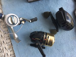 Fishing reels for Sale in Bridgeton, MO