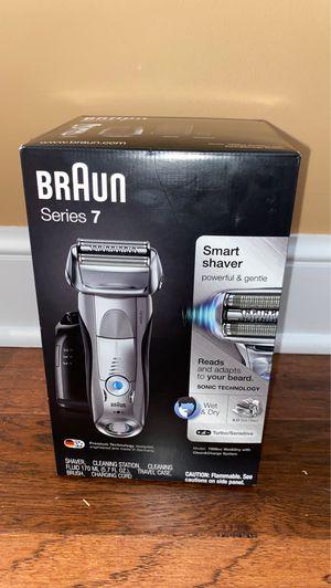 Braun Series 7 Shaver for Sale in Collierville, TN