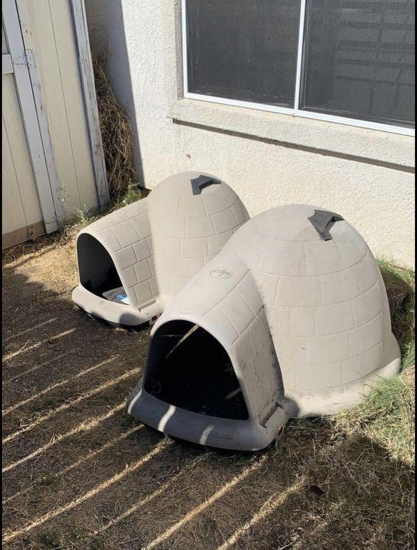 Medium Petmate Igloo dog house