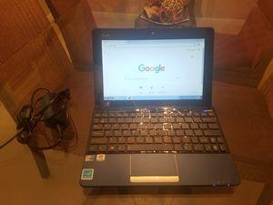 Asus EEEPC Netbook Web Camera Skype Windows 7 Starter Mini PC Computer for Sale in Creve Coeur, MO