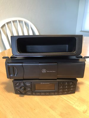 Mercedes Benz Kompressor C230 OEM STEREO/CD CHANGER for Sale in Westminster, CO