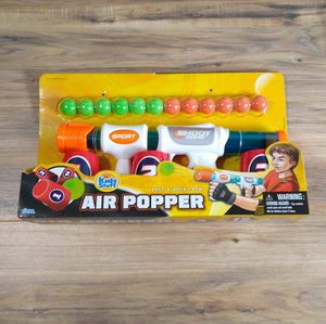 Nerf Air Popper Foam Ball Shooter Gun Toy NEW Sealed! for Sale in San Diego, CA