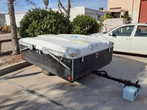 Pop out trailer tent for Sale in Santee, CA