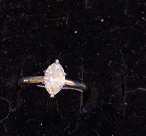 18k White Gold Marquise Diamond Ring for Sale in Irving, TX