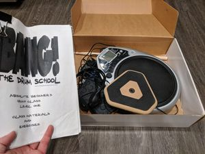 Simmons Electronic Drum Practice Pad for Sale in US