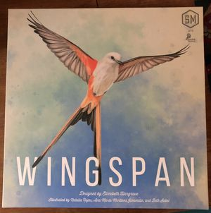 Wingspan Board Game for Sale in Seattle, WA