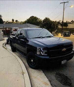 2011 Chevrolet Silverado for Sale in National City, CA