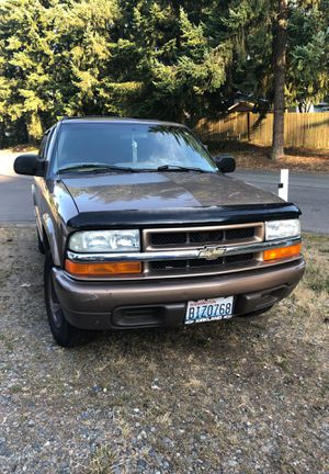 2004 Chevy Blazer for Sale in Puyallup, WA