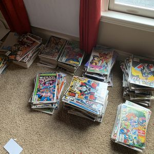 Huge Comic Book Collection for Sale in Lawrenceville, GA