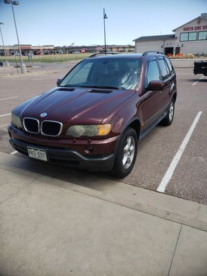2001 bmw x5 6 cylinder 150k for Sale in Colorado Springs, CO