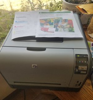 HP Color Laserjet Printer for Sale in Ferndale, WA