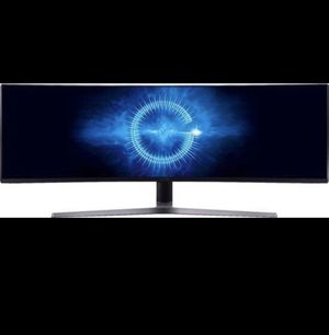 Samsung CHG9 series monitor for Sale in Beverly Hills, CA
