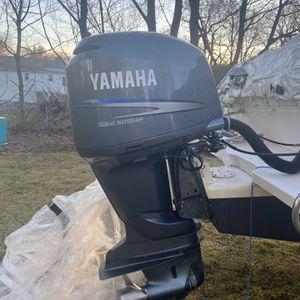 2002- 225 Hp Yamaha for Sale in Meriden, CT