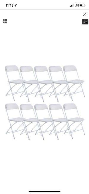 Renta de mesas y sillas for Sale in Vernon, CA
