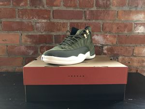 Jordan 12 Retro (Olive) Size 9.5 for Sale in Detroit, MI