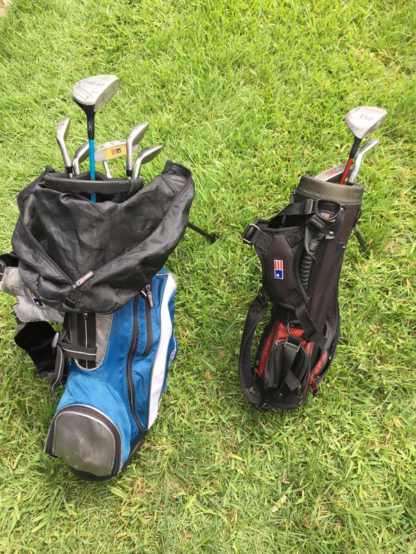 Golf clubs & Tennis Rackets
