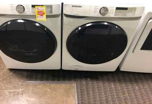 Samsung Front Load Washer/Dryer Set 46 for Sale in Plano, TX
