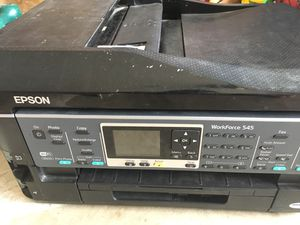 Epson printer for Sale in CORP CHRISTI, TX