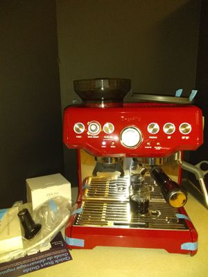 Breville the Barista Express BES870XL/A for Sale in El Mirage, AZ