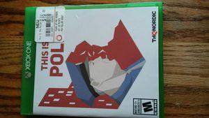 Xbox One Police Game for Sale in Harrisonburg, VA
