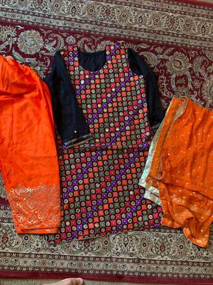 New 3 piece Pakistani party dress salwar kameez for Sale in El Cerrito, CA