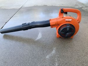 Echo 2 stroke leaf blower for Sale in Huntington Beach, CA