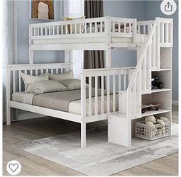 Wooden Bunk Bed for Sale in Stone Mountain,  GA