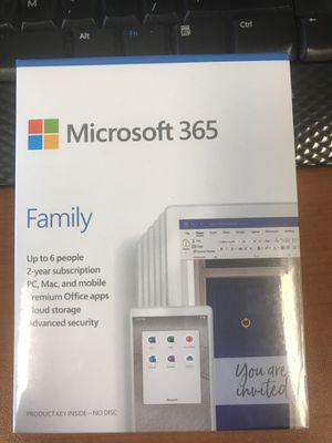 Microsoft 365 Family Never Opened for Sale in El Paso, TX