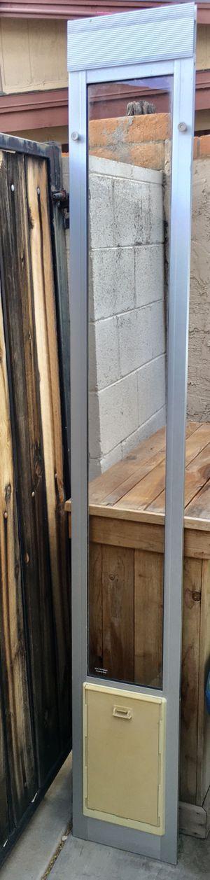 Adjustable Height Doggy Door for Sale in Phoenix, AZ