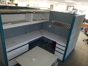 4 cubicle office's for sale for Sale in Denver, CO