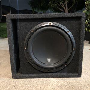 10in JL Audio W3 Subwoofer 🔊 for Sale in Anaheim, CA