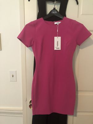 New, never been worn hot pink Likely dress. Size 2 for Sale in Mercer Island, WA