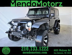 2008 Jeep Wrangler for Sale in San Antonio, TX