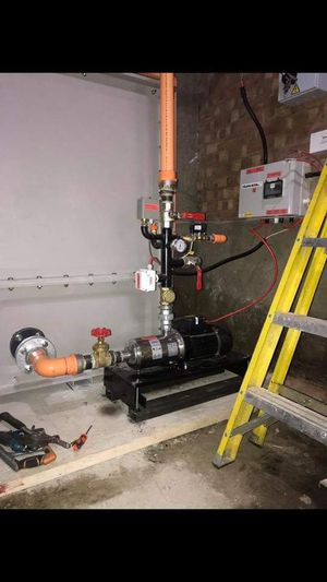Install fire sprinkler system for Sale in Washington, DC