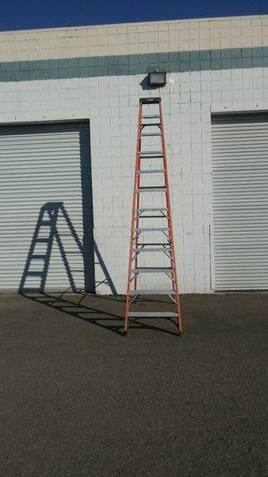 Husky 12 foot step ladder for Sale in Fremont, CA