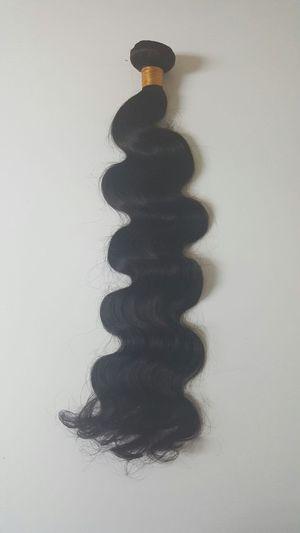 Brazilian virgin human hair bodywave 24 26 28 for Sale in Lanham, MD