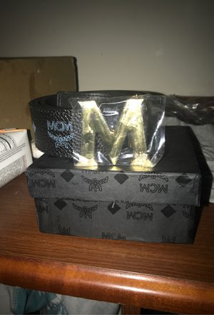 MCM Belt 34 for Sale in Bowie, MD