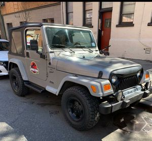 2001 Jeep Wrangler 4.0L for Sale in Brooklyn, NY