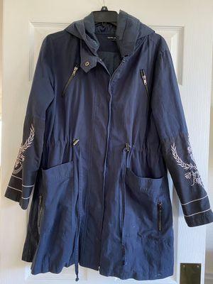 Women's Double Zero lined lightweight coat - Medium for Sale in Cupertino, CA