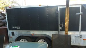 Haulmark 2001 motorcycle trailer or can be used as landscaping trailer for Sale in Hudson, FL