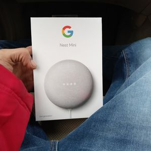 Google Nest Mini for Sale in Fort Worth, TX