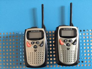 Audiovox Walkie Talkies for Sale in Detroit, MI