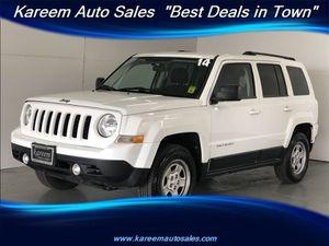 2014 Jeep Patriot for Sale in Sacramento, CA