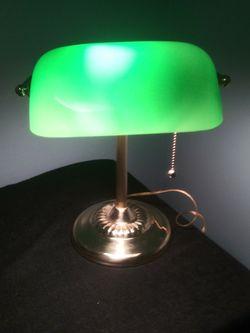 Vintage Bankers Lamp for Sale in Gaithersburg,  MD
