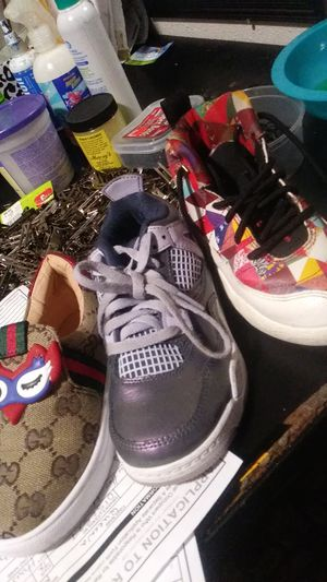 Jordan and Gucci all sold as 1 for Sale in Houston, TX